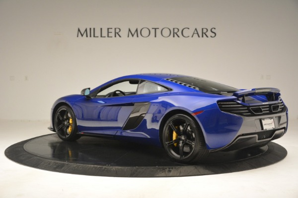 Used 2015 McLaren 650S Coupe for sale $143,900 at Rolls-Royce Motor Cars Greenwich in Greenwich CT 06830 4