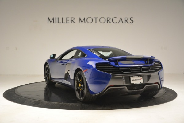 Used 2015 McLaren 650S for sale Sold at Rolls-Royce Motor Cars Greenwich in Greenwich CT 06830 5