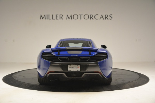 Used 2015 McLaren 650S Coupe for sale $143,900 at Rolls-Royce Motor Cars Greenwich in Greenwich CT 06830 6