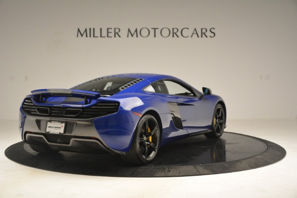 Used 2015 McLaren 650S Coupe for sale $143,900 at Rolls-Royce Motor Cars Greenwich in Greenwich CT 06830 7
