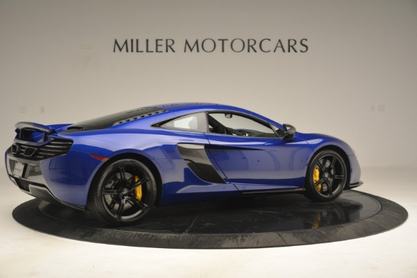 Used 2015 McLaren 650S Coupe for sale $143,900 at Rolls-Royce Motor Cars Greenwich in Greenwich CT 06830 8