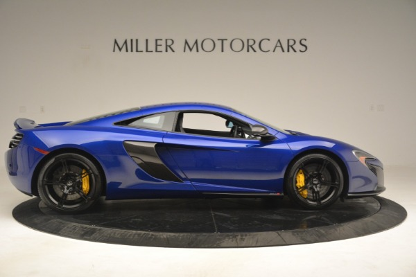 Used 2015 McLaren 650S Coupe for sale $143,900 at Rolls-Royce Motor Cars Greenwich in Greenwich CT 06830 9