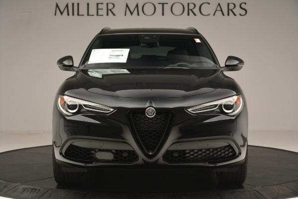 New 2019 Alfa Romeo Stelvio Ti Sport Q4 for sale Sold at Rolls-Royce Motor Cars Greenwich in Greenwich CT 06830 12