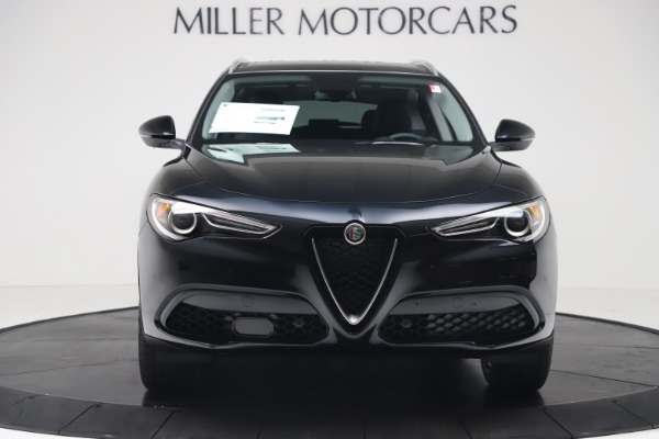 New 2019 Alfa Romeo Stelvio Ti Q4 for sale Sold at Rolls-Royce Motor Cars Greenwich in Greenwich CT 06830 12