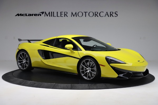 New 2019 McLaren 570S SPIDER Convertible for sale $227,660 at Rolls-Royce Motor Cars Greenwich in Greenwich CT 06830 15