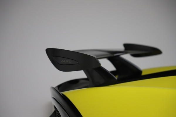 New 2019 McLaren 570S SPIDER Convertible for sale $227,660 at Rolls-Royce Motor Cars Greenwich in Greenwich CT 06830 23
