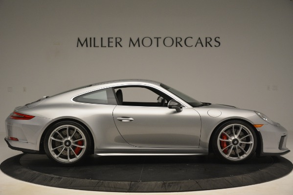 Used 2018 Porsche 911 GT3 for sale Sold at Rolls-Royce Motor Cars Greenwich in Greenwich CT 06830 10
