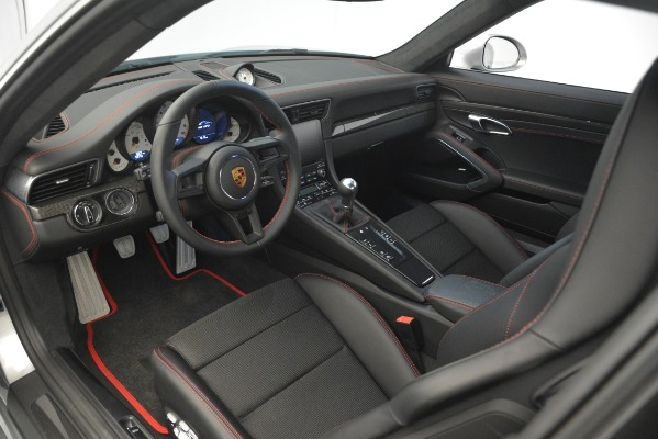Used 2018 Porsche 911 GT3 for sale Sold at Rolls-Royce Motor Cars Greenwich in Greenwich CT 06830 13