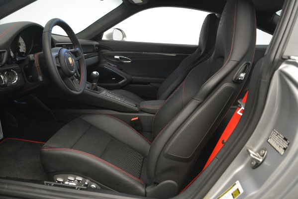 Used 2018 Porsche 911 GT3 for sale Sold at Rolls-Royce Motor Cars Greenwich in Greenwich CT 06830 14