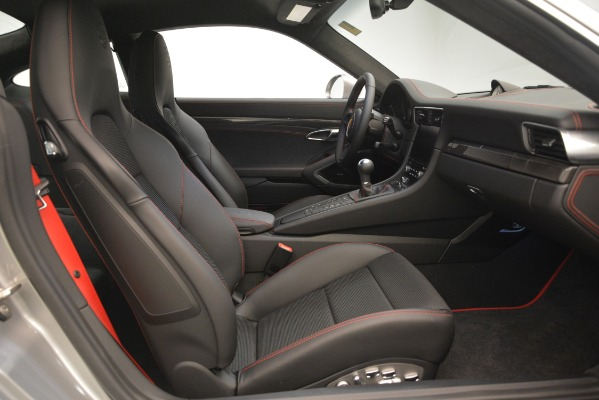 Used 2018 Porsche 911 GT3 for sale Sold at Rolls-Royce Motor Cars Greenwich in Greenwich CT 06830 20