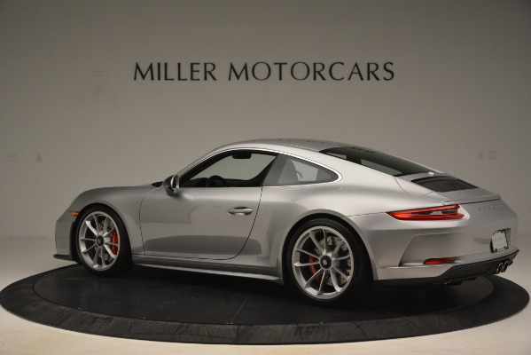 Used 2018 Porsche 911 GT3 for sale Sold at Rolls-Royce Motor Cars Greenwich in Greenwich CT 06830 4