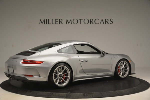Used 2018 Porsche 911 GT3 for sale Sold at Rolls-Royce Motor Cars Greenwich in Greenwich CT 06830 9