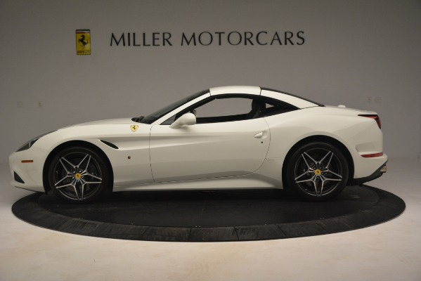 Used 2016 Ferrari California T for sale Sold at Rolls-Royce Motor Cars Greenwich in Greenwich CT 06830 15