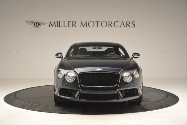 Used 2013 Bentley Continental GT V8 for sale Sold at Rolls-Royce Motor Cars Greenwich in Greenwich CT 06830 12