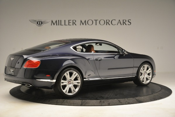 Used 2013 Bentley Continental GT V8 for sale Sold at Rolls-Royce Motor Cars Greenwich in Greenwich CT 06830 8