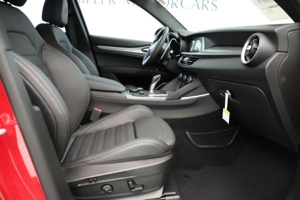 New 2019 Alfa Romeo Stelvio Ti Sport Q4 for sale Sold at Rolls-Royce Motor Cars Greenwich in Greenwich CT 06830 23