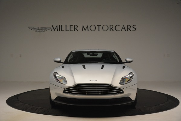 Used 2018 Aston Martin DB11 V12 Coupe for sale Sold at Rolls-Royce Motor Cars Greenwich in Greenwich CT 06830 11