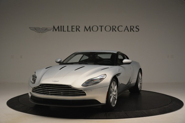 Used 2018 Aston Martin DB11 V12 Coupe for sale Sold at Rolls-Royce Motor Cars Greenwich in Greenwich CT 06830 12