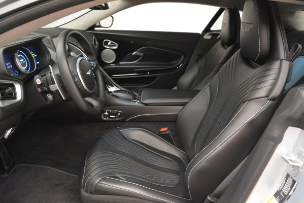 Used 2018 Aston Martin DB11 V12 Coupe for sale Sold at Rolls-Royce Motor Cars Greenwich in Greenwich CT 06830 13