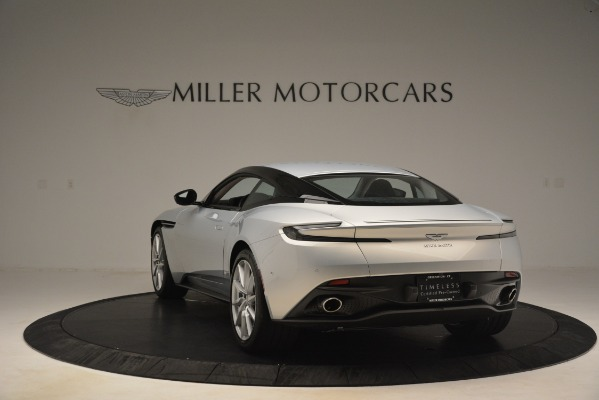 Used 2018 Aston Martin DB11 V12 Coupe for sale Sold at Rolls-Royce Motor Cars Greenwich in Greenwich CT 06830 4