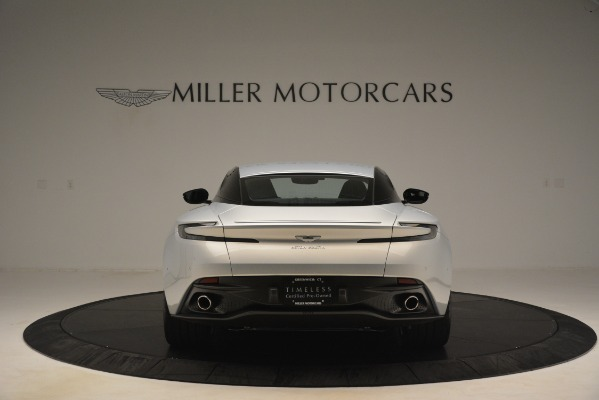 Used 2018 Aston Martin DB11 V12 Coupe for sale Sold at Rolls-Royce Motor Cars Greenwich in Greenwich CT 06830 5
