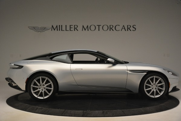 Used 2018 Aston Martin DB11 V12 Coupe for sale Sold at Rolls-Royce Motor Cars Greenwich in Greenwich CT 06830 8