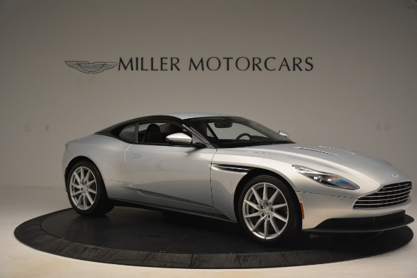 Used 2018 Aston Martin DB11 V12 Coupe for sale Sold at Rolls-Royce Motor Cars Greenwich in Greenwich CT 06830 9