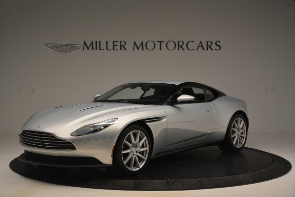 Used 2018 Aston Martin DB11 V12 Coupe for sale Sold at Rolls-Royce Motor Cars Greenwich in Greenwich CT 06830 1