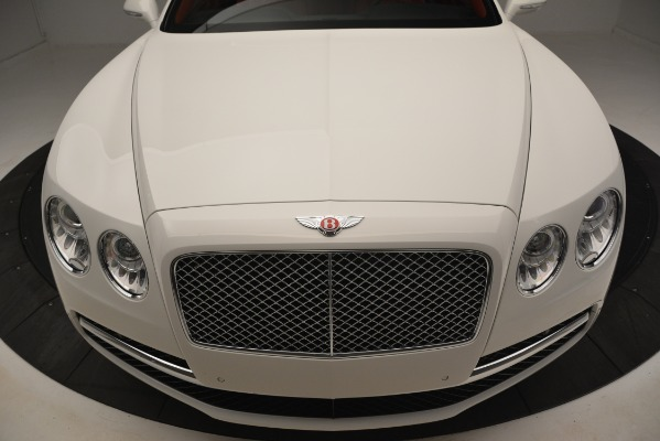 Used 2016 Bentley Flying Spur V8 for sale Sold at Rolls-Royce Motor Cars Greenwich in Greenwich CT 06830 13