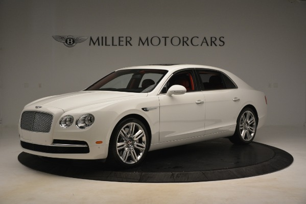 Used 2016 Bentley Flying Spur V8 for sale Sold at Rolls-Royce Motor Cars Greenwich in Greenwich CT 06830 2