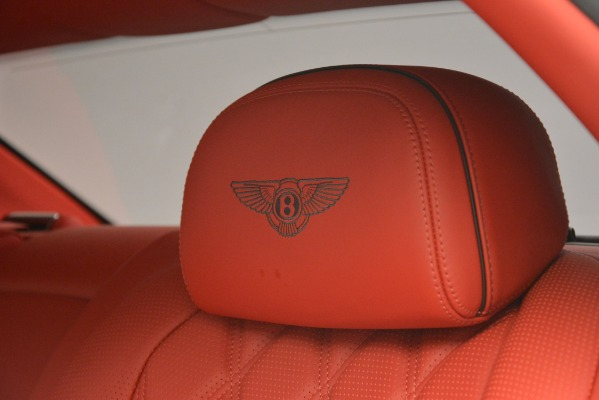 Used 2016 Bentley Flying Spur V8 for sale Sold at Rolls-Royce Motor Cars Greenwich in Greenwich CT 06830 24