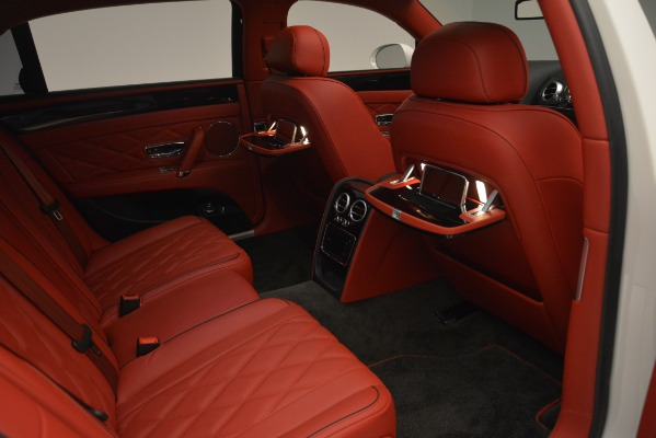 Used 2016 Bentley Flying Spur V8 for sale Sold at Rolls-Royce Motor Cars Greenwich in Greenwich CT 06830 26