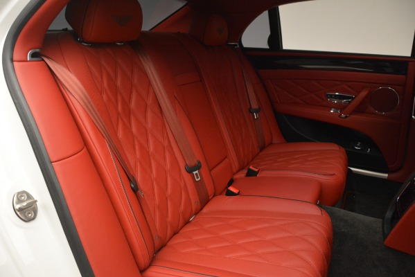 Used 2016 Bentley Flying Spur V8 for sale Sold at Rolls-Royce Motor Cars Greenwich in Greenwich CT 06830 27