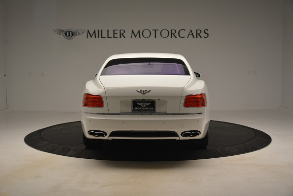 Used 2016 Bentley Flying Spur V8 for sale Sold at Rolls-Royce Motor Cars Greenwich in Greenwich CT 06830 6