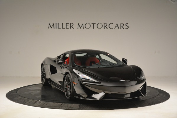 Used 2016 McLaren 570S Coupe for sale Sold at Rolls-Royce Motor Cars Greenwich in Greenwich CT 06830 10