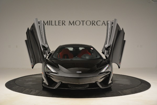 Used 2016 McLaren 570S Coupe for sale Sold at Rolls-Royce Motor Cars Greenwich in Greenwich CT 06830 12