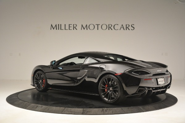 Used 2016 McLaren 570S Coupe for sale Sold at Rolls-Royce Motor Cars Greenwich in Greenwich CT 06830 3