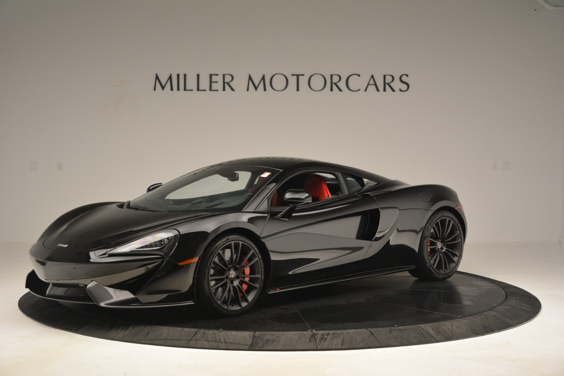 Used 2016 McLaren 570S Coupe for sale Sold at Rolls-Royce Motor Cars Greenwich in Greenwich CT 06830 1