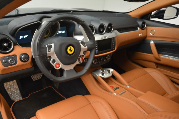 Used 2013 Ferrari FF for sale $159,900 at Rolls-Royce Motor Cars Greenwich in Greenwich CT 06830 13