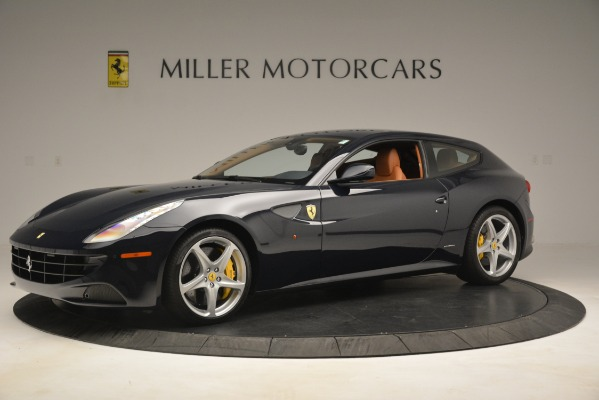Used 2013 Ferrari FF for sale $159,900 at Rolls-Royce Motor Cars Greenwich in Greenwich CT 06830 2