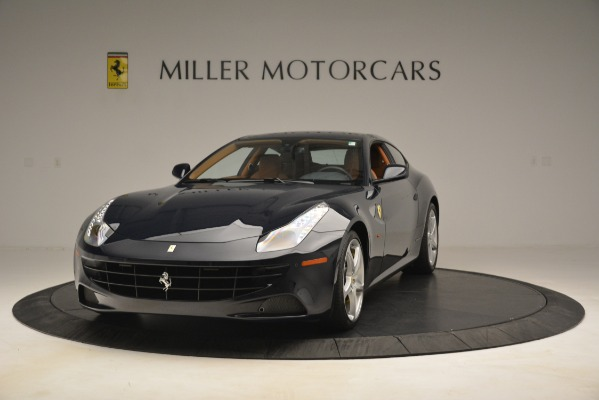 Used 2013 Ferrari FF for sale $159,900 at Rolls-Royce Motor Cars Greenwich in Greenwich CT 06830 1