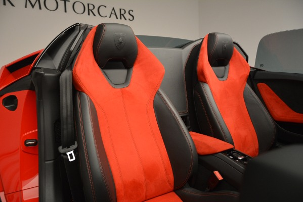 Used 2017 Lamborghini Huracan LP 610-4 Spyder for sale Sold at Rolls-Royce Motor Cars Greenwich in Greenwich CT 06830 17