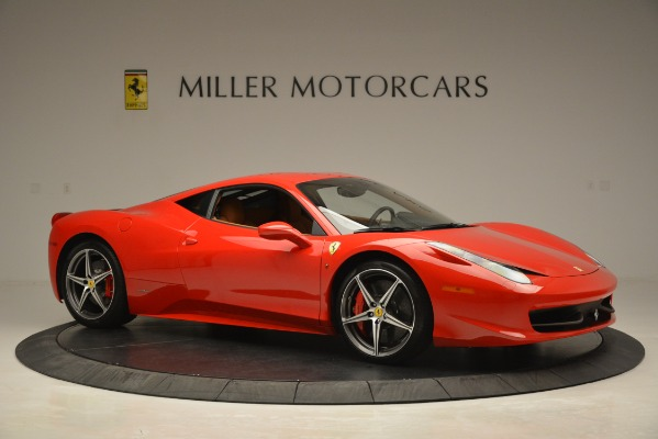 Used 2014 Ferrari 458 Italia for sale Sold at Rolls-Royce Motor Cars Greenwich in Greenwich CT 06830 10