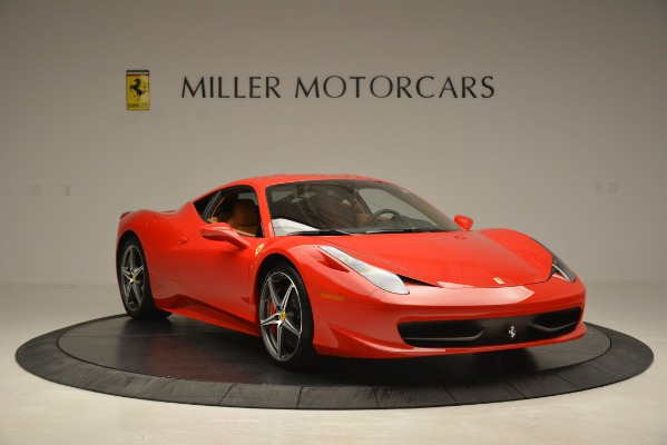 Used 2014 Ferrari 458 Italia for sale Sold at Rolls-Royce Motor Cars Greenwich in Greenwich CT 06830 11