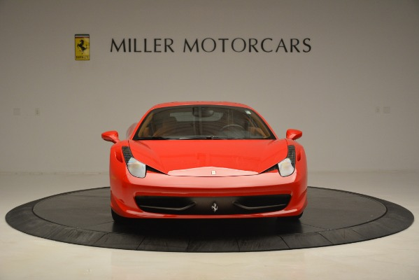 Used 2014 Ferrari 458 Italia for sale Sold at Rolls-Royce Motor Cars Greenwich in Greenwich CT 06830 12