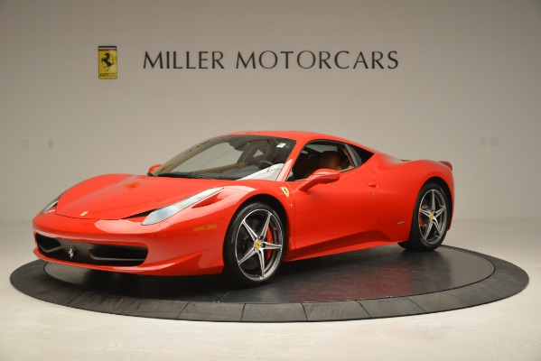 Used 2014 Ferrari 458 Italia for sale Sold at Rolls-Royce Motor Cars Greenwich in Greenwich CT 06830 2