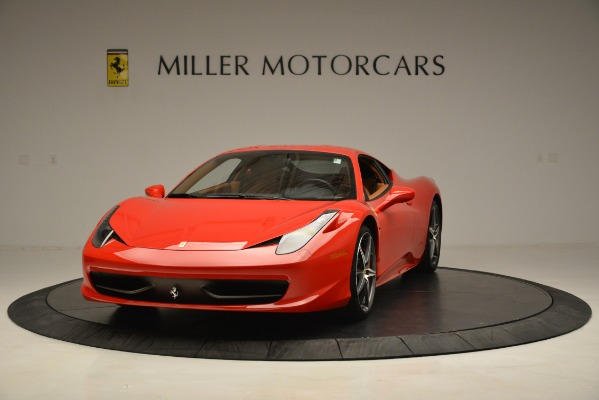 Used 2014 Ferrari 458 Italia for sale Sold at Rolls-Royce Motor Cars Greenwich in Greenwich CT 06830 1