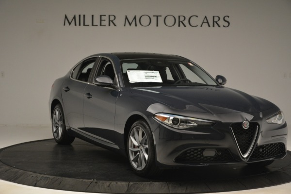 New 2019 Alfa Romeo Giulia Q4 for sale Sold at Rolls-Royce Motor Cars Greenwich in Greenwich CT 06830 11