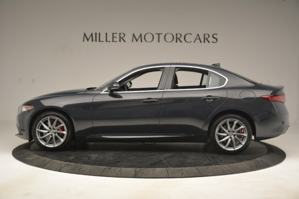 New 2019 Alfa Romeo Giulia Q4 for sale Sold at Rolls-Royce Motor Cars Greenwich in Greenwich CT 06830 3
