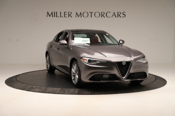New 2019 Alfa Romeo Giulia Q4 for sale Sold at Rolls-Royce Motor Cars Greenwich in Greenwich CT 06830 12